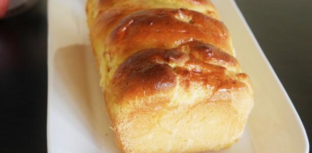 Brioche sans mati re grasse au fromage blanc aux fourneaux - Cuisine sans matiere grasse ...